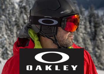 Oakley Gogle narciarskie