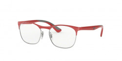 Ray-Ban Junior RY 1054 4072  SILVER ON TOP MATTE RED