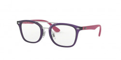 Ray-Ban Junior RY 1585 3781  MATTE TRANSPARENT VIOLET