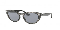 Ray-Ban RB 4314 N 601/31  BLACK green