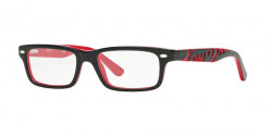 Ray-Ban Junior RY 1535 3573  TOP BLACK ON RED