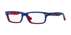 Ray-Ban Junior RY 1535 3601  TOP BLUE ON RED