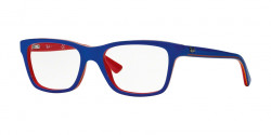 Ray-Ban Junior RY 1536 3601  TOP BLU ON RED