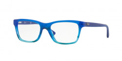 Ray-Ban Junior RY 1536 3731  BLUE STRIPED GRADIENT