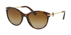 Bvlgari BV 8210 B 504/T5  DARK HAVANA polar brown gradient