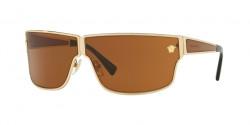 Versace VE 2206 100273  GOLD brown