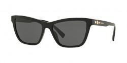 Versace VE 4354 B GB1/87  BLACK  grey