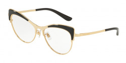 Dolce&Gabbana DG 1308 501  BLACK/GOLD