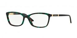 Versace VE 3186 5076  GREEN HAVANA TRANSP