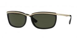 Persol PO 3229 S KEY WEST II 95/31  BLACK green
