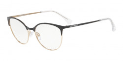 Emporio Armani EA 1087 3014  BLACK/PALE GOLD