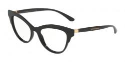 Dolce&Gabbana DG 3313 501  BLACK