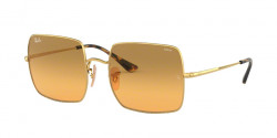 Ray-Ban RB 1971 SQUARE 914731  GOLD green