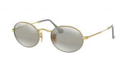 Ray-Ban RB 3547 001/31  GOLD green