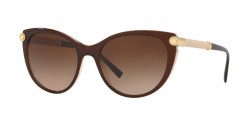 Versace VE 4364 Q V-ROCK 530013  TOP BROWN/TRANSPARENT brown gradient