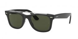 Ray-Ban RB 4540 WAYFARER 601/31  BLACK green