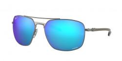 Ray-Ban RB 8322 CH 004/A1  GUNMETAL  green mir blue polar