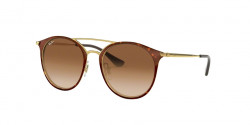 Ray-Ban RJ 9545 S 270/13  GOLD ON TOP HAVANA  brown gradient
