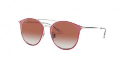 Ray-Ban RJ 9545 S 274/V0  SILVER ON TOP RED red mirror red