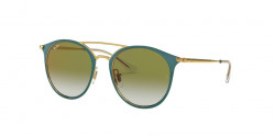 Ray-Ban RJ 9545 S 275/W0  GOLD ON TOP TURQUOISE