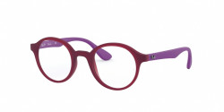 Ray-Ban RY 1561 3782  MATTE TRANSPARENT FUXIA