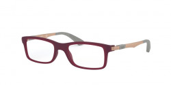 Ray-Ban Junior RY 1588 3789  MATTE TRASPARENT FUXIA