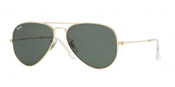Ray-Ban RB 3025 AVIATOR W3234 GOLD grey green