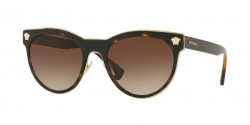 Versace VE 2198 MEDUSA CHARM 125213  DARK HAVANA  brown gradient