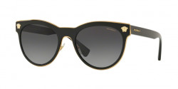 Versace VE 2198 MEDUSA CHARM 1002T3  BLACK polar grey gradient