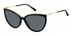 MaxMara MM CLASSY VI 807/IR BLACK GOLD grey
