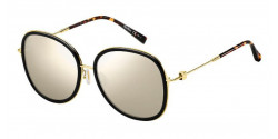 MaxMara MM MARILYN IFS 807/T4 BLACK silver sp