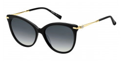 MaxMara MM SHINE II 807/9O BLACK grey gradient