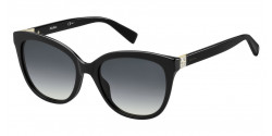 MaxMara MM TILE 807/9O BLACK grey gradient