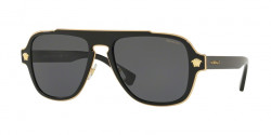 Versace VE 2199 MEDUSA CHARM 100281  BLACK polar grey