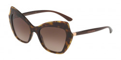 Dolce&Gabbana DG 4361 53838G  TOP CRYSTAL ON BLACK grey gradient