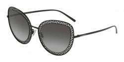 Dolce&Gabbana DG 2226 01/8G  BLACK grey gradient
