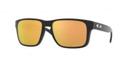Oakley OJ 9007 HOLBROOK XS 900707  POLISHED BLACK prizm rose gold polarized
