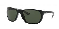 Ray-Ban RB 4307 601/71  BLACK green