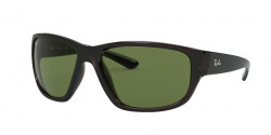 Ray-Ban RB 4300 710/33  HAVANA brown