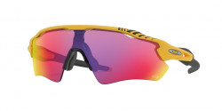 Oakley OO 9208 RADAR EV PATH  920876  MATTE YELLOW prizm road