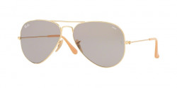 Ray-Ban RB 3025 AVIATOR 9064V8  GOLD  photo grey
