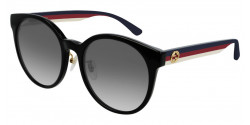 Gucci GG 0416 SK 001 BLACK grey gradient