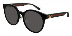 Gucci GG 0416 SK 002 BLACK grey