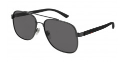 Gucci GG 0422 S 001 RUTHENIUM grey