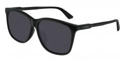 Gucci GG 0495 SA 001 BLACK grey