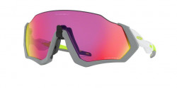 Oakley OO 9401 FLIGHT JACKET 940110  MATTE FOG prizm road
