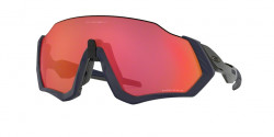 Oakley OO 9401 FLIGHT JACKET 940118  MATTE NAVY prizm trail torch