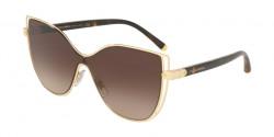Dolce&Gabbana DG 2236 02/13  GOLD brown gradient