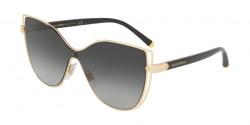 Dolce&Gabbana DG 2236 02/8G  GOLD grey gradient