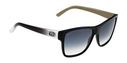 Gucci GG 3579 S L4EJJ BLACK grey gradient